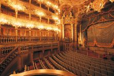 E9 Bayreuth  Margravial Opera Stage